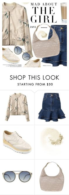 """""""Preppy Chic"""" by pokadoll ❤ liked on Polyvore featuring Kershaw, NARS Cosmetics, Tom Ford, Moschino, Rosendahl, polyvoreeditorial, polyvorefashion, polyvoreset and zaful"""