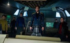 Movie Review: Star Trek Beyond (2016) - http://www.eatyourcomics.com/2016/07/22/movie-review-star-trek-beyond-2016/  #4.5Stars, #Movies, #Reviews, #StarTrek