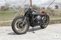 Moto Guzzi 850T4 by JMKL ~ Return of the Cafe Racers