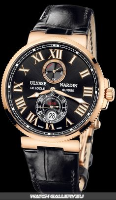 Ulysse Nardin men's watch