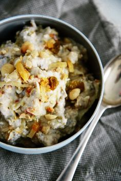 BIRCHER MUESLI -- HAZELNUTS, GOLDEN RAISINS & DRIED PEARS [Switzerland ...