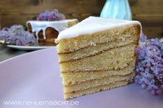 (Fast) traditionell(Fast) traditioneller Baumkuchen aus Sachsen-Anhalt   Foodblog rehlein backt