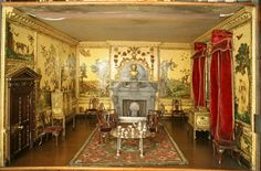 Nostell Priory Dolls House | The 12 Coolest Dollhouses Ever (Most Of Which Are Worth More Than Your Actual House) | Bustle