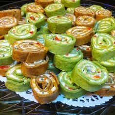 If you are having a party with a bunch of appetizers, mini-sandwiches will make it seem more like a meal. Pin-wheels are a lot of fun, and give a decorative spin to boring finger sandwiches. Most people really like roast beef and cheddar pin-wheels, but turkey and Swiss is also a good choice. For added [...]