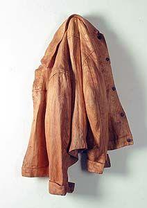 Livio De Marchi Large Wood Sculptures