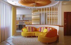 Salman Khan House - Living room