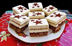 Prajitura Deliciu. Una dintre cele mai bune prajituri! - Rețete Merișor Romanian Desserts, Romanian Food, Baking Recipes, Cake Recipes, Dessert Recipes, Biscuits, Pastry Cake, Sweet Cakes, Something Sweet