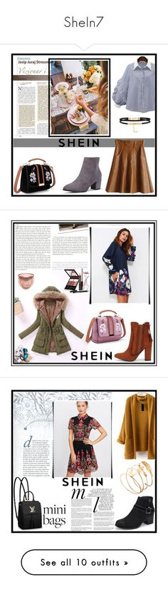 """SheIn7"" by musicajla ❤ liked on Polyvore featuring Stop Staring!, Kevyn Aucoin, Too Faced Cosmetics, Louis Vuitton, Whiteley, Nicole Miller, Chloé, Goody, Lulu Frost and EyeBuyDirect.com"