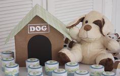 JOLIE FOLIE: Festa com tema cachorro.