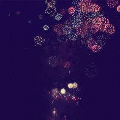 ..can't get enough of fireworks..!
