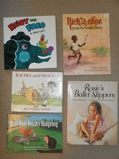 Lots of books that start with Letter R on this post!