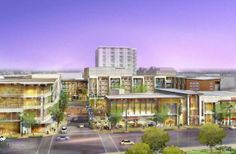large mixed use developments with apartments | Jessie added this project