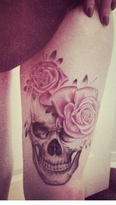 Leg flower