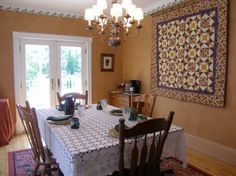 Along with family heirlooms and collectibles, handmade art is all around you at the State Street Inn in Harbor Beach because innkeeper Janice Duerr is an accomplished quilter. Three lighthouses are in or near this quaint Lake Huron beach town. Explore the Tip of the Thumb Heritage Canoe and Kayak Trail.