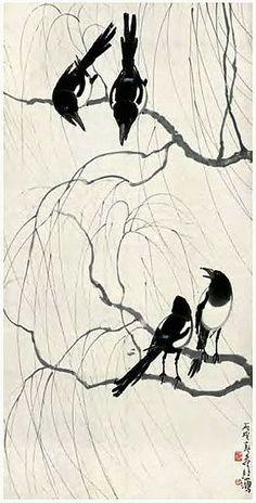 Xu Beihong 徐悲鸿