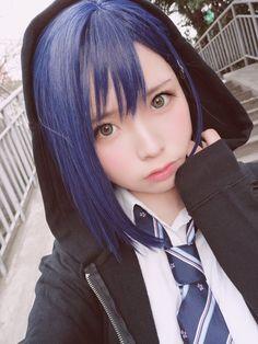 Darling in the franxx - ichigo cosplay Kawaii Cosplay, Cute Cosplay, Amazing Cosplay, Cosplay Outfits, Best Cosplay, Ichigo Cosplay, Cosplay Anime, Cute Asian Girls, Cute Girls