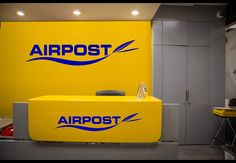 Airpost As I watched the last piece of surgical equipment being loaded onto the…