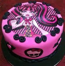 imagenes de tortas decoradas de monster high draculaura - Buscar con Google