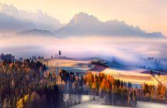 Autumn Morning by Robin Halioua, via 500px