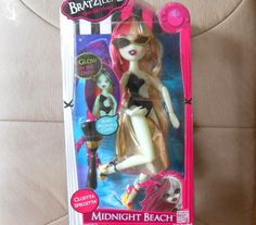 New Bratz Bratzillaz Cloetta Spelletta Doll Midnight Beach Glow in the Dark #Bratz #Dolls