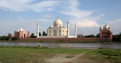 Taj Mahal - Inde
