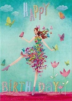 Birthday Quotes QUOTATION – Image : Quotes about Birthday – Description Mila Marquis Sharing is Caring – Hey can you Share this Quote ! Happy Birthday Art, Birthday Pins, Happy Birthday Pictures, Birthday Wishes Cards, Bday Cards, Happy Birthday Messages, Happy Birthday Greetings, Happy Birthday Special Lady, Friend Birthday