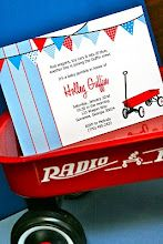 Like this Little Red Wagon theme