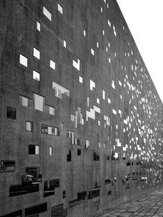 """n-architektur:  """" TEA - Espacio de las Artes  Herzog & de Meuron  """""""
