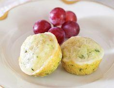 Make these Lemon-Zucchini Mini Muffins when your garden yields a wealth of fresh zucchini.