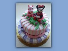 Myszka Minnie i Peppa