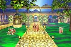 om shanti brahma kumari - Pesquisa Google Brahma Kumaris, Om Shanti Om, Taj Mahal, Golf Courses, Meditation, Mansions, House Styles, Building, Portal