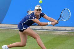 Aleksandra Wozniak au troisième tour à Birmingham | Tennis