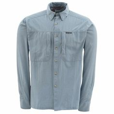Simms CUDA Long Sleeve Shirt ~ Stone NEW ~ Closeout Size XL