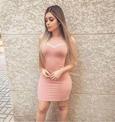 Las 505 Mejores Imágenes De Vestidos Pegados En 2019