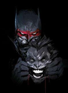 Batman. The Joker.