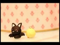 ◕‿◕ Bat! Kawaii Friday 42 (Tutorial in Polymer Clay) (+playlist)