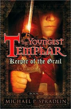 """In 1191, fifteen-year-old Tristan, a youth of unknown origin raised in an English abbey, becomes a Templar Knight's squire during the Third Crusade and soon finds himself on a mission to bring the Holy Grail to safety."" Male Protagonist, Series -- RATING: 4(epb)"