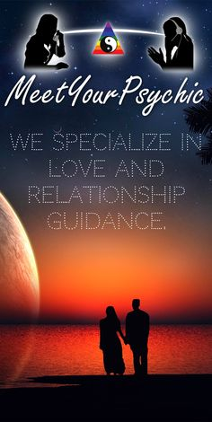 Since 1999, MeetYourPsychic.com has assisted 1000's in providing spiritual guidance in the universal quest for love and companionship. Our ethical, caring and professional advisors are here to assist you with life's most difficult decisions and questions. You have the power to change your life and we are here to show the way. Namease'
