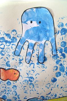 Cute octopus!!@Shannon Bellanca Bellanca Broome , @Melissa Squires Squires Russ