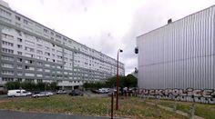Les Bosquets . Montfermeil . Seine-Saint-Denis . Ile-de-France .