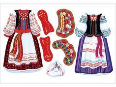 Baby Play, Ukraine, Kindergarten, Culture, Costumes, 1 Decembrie, Dolls, Summer Dresses, Illustration