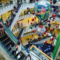 Central World Shoppingmall #instathai #insta_thai #bangkok #krungthep #bkk #shoppingmall #centralworld #central