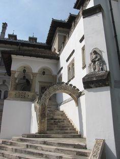 Palatul Cotroceni  Palace Bucharest Romania romanian architecture
