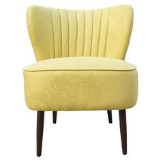 I pinned this Valencia Club Chair in Citron from the Moe's Home Collection event at Joss and Main!