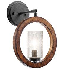 Kichler Lighting Kichler Mini-Pendant Light with Clear Glass 43189AUB