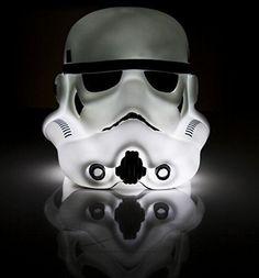 Stormtrooper - Guerra de Galaxias Luz 3D
