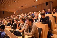 AUHack: Mashing tech and creativity to develop new projects Jutland Station