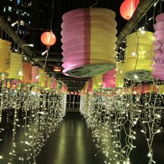 Chinese Lantern Festival Chinese Lantern Festival, Chinese Lanterns, Chandelier, Ceiling Lights, Spaces, Home Decor, Candelabra, Decoration Home, Room Decor