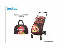 Designer #babygirl #footmuff for #strollers and changing #bag from new #TucTuc Autumn/Winter 2015-2016 collection #Kingdom. #shoponline at www.kidsandchic.com #baby #babybag #babygear #stroller #babygift #babyshowergift #shopping #kidsandchiccom #bebe #regalo #saco #silladepaseo #bolsomaternal 