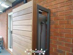 Image result for hide a exterior hot water system